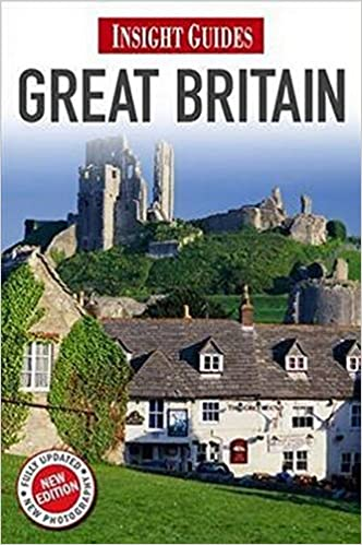 Book Insight Guide Great Britain (Insight Guides)