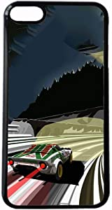 Amusing Phone Shells Hard Plastics Have with Rally Comics Compatible Apple iPod Touch 6 for Children Choose Design 141-3