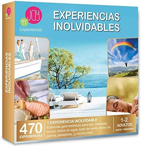 NJOY Experiences - Caja Regalo - EXPERIENCIAS INOLVIDABLES - Más ...