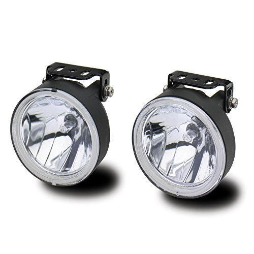 4 inch chrome driving lights - 2