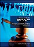 Introduction to Advocacy 8th Edition