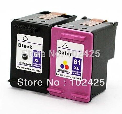 Liku técnicas para HP 61 cartucho de tinta para HP Deskjet 1050 ...