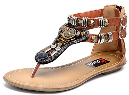 Odema Womens Summer Bohemian Sandals product image
