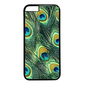 Peacock Feather Theme Iphone 6 Case (4.7inch)