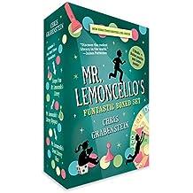 Mr. Lemoncello's Funtastic Boxed Set (Mr. Lemoncello's Library)