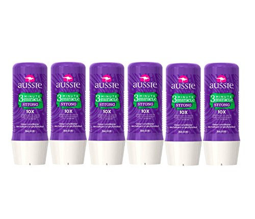 Aussie 3 Minute Miracle Strong Conditioning Treatment 8 Flui