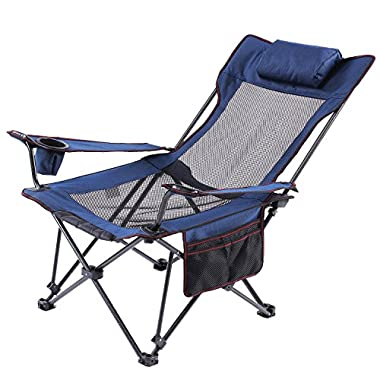 Camp Solutions Oversize Reclining Quad Chair
