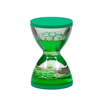 (1) Mini reloj de arena estimulación sensorial visual necesidades especiales autismo Stress Relief: Amazon.es: Oficina y papelería