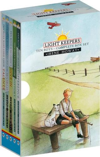 Lightkeepers Boys Box Set: Ten Boys: Boys Complete Box Set por Irene Howat
