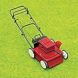 Dollhouse Miniature Modern Power Lawnmower