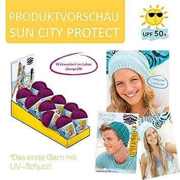 100g Schachenmayr Wolle // Garn SUN CITY PROTECT
