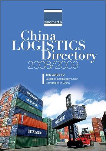 Amazon in: Buy SinoMedia: China Logistics Directory 2008