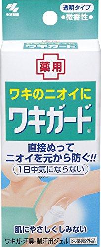 WAKI Guard (antiperspirant deodorant)