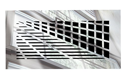 Saba Air Vent Covers Register - Acrylic Fiberglass Grille 14