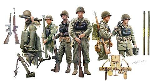 Italeri- Infanterie US EMBARQUEE, I6522, Non renseigné 2