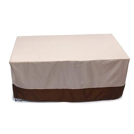 Amazon Com Ddanke Veranda Patio Table Chair Set Cover Table