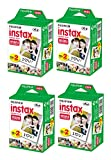 Fujifilm Instax Mini 8 Película Instantánea, 80 Hojas, ISO 800 (el empaque Puede Variar)