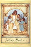 img - for Jesus Said book / textbook / text book