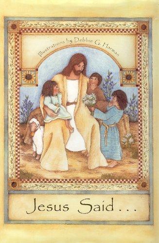 Download Jesus Said pdf