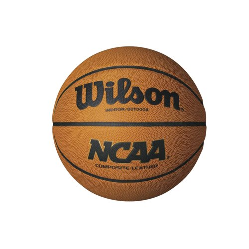 Wilson NCAA Composite Official Basketball by Wilson