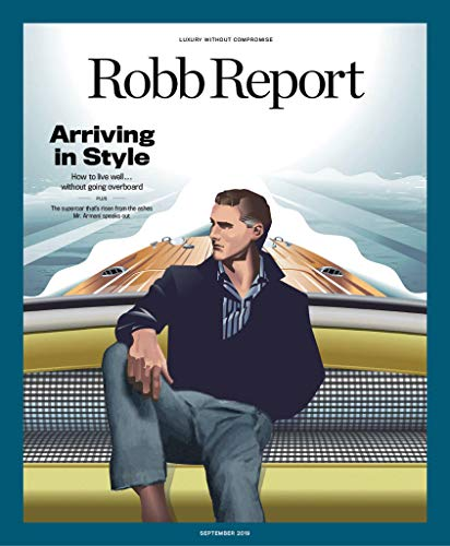 Robb Report [Print + Kindle]