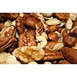 Raw Deluxe Mixed Nuts 3 Lbs, in Resealable Bag, We Got Nuts