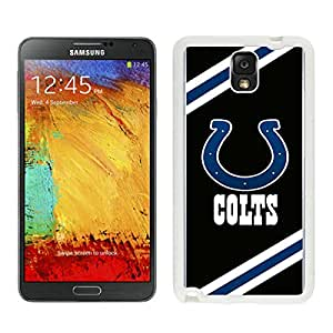 Unique Samsung Galaxy Note 3 Screen Case ,Popular And Durable Designed Case With Indianapolis Colts 10 White For Samsung Galaxy Note 3 Phone Case Great Quality Cover Case
