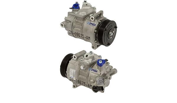 Amazon.com: Omega 20-08675-AM COMP PXE16 8675 PV6 12V 110mm 12V: Automotive