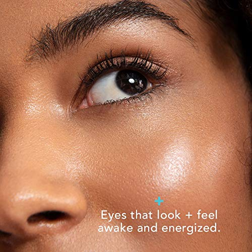 TULA Probiotic Skin Care Glow & Get It Cooling & Brightening Eye Balm   Dark Circle Under Eye Treatment, Instantly Hydrate and Brighten Undereye Area, Portable and Perfect to Use On-the-go   0.35 oz