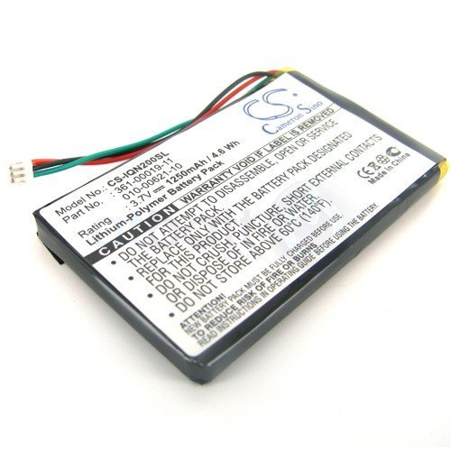 Titan Replacement--NEW!! Garmin Battery for Nuvi 200 200W 205 205W 250 250W 2... CS Digi-Tech CS-IQN200SL