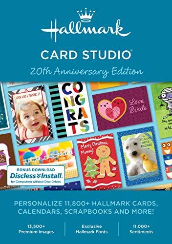 Hallmark Card Studio 2019 [PC Download] (Calendar Program)