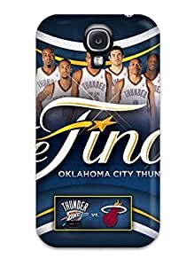 Best 9897308K528278478 oklahoma city thunder basketball nba NBA Sports & Colleges colorful Samsung Galaxy S4 cases