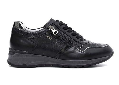 Nero Giardini A719221D Nero Sneakers Scarpe Donna Calzature Comode