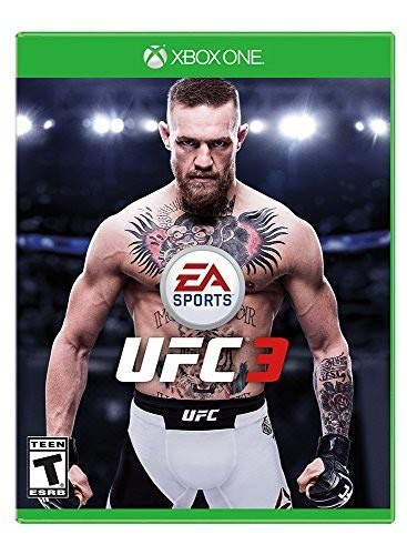 EA SPORTS UFC 3 - Xbox One (Best Fighter In Ufc 2)