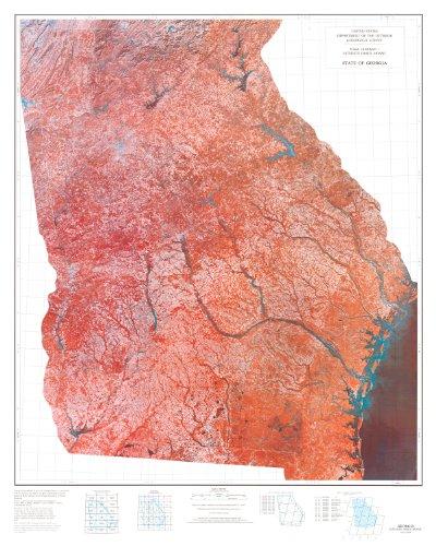 Satellite Image Georgia (GLI0017T)