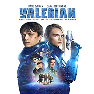 Ratings and reviews for Valerian and the City of a Thousand Planets