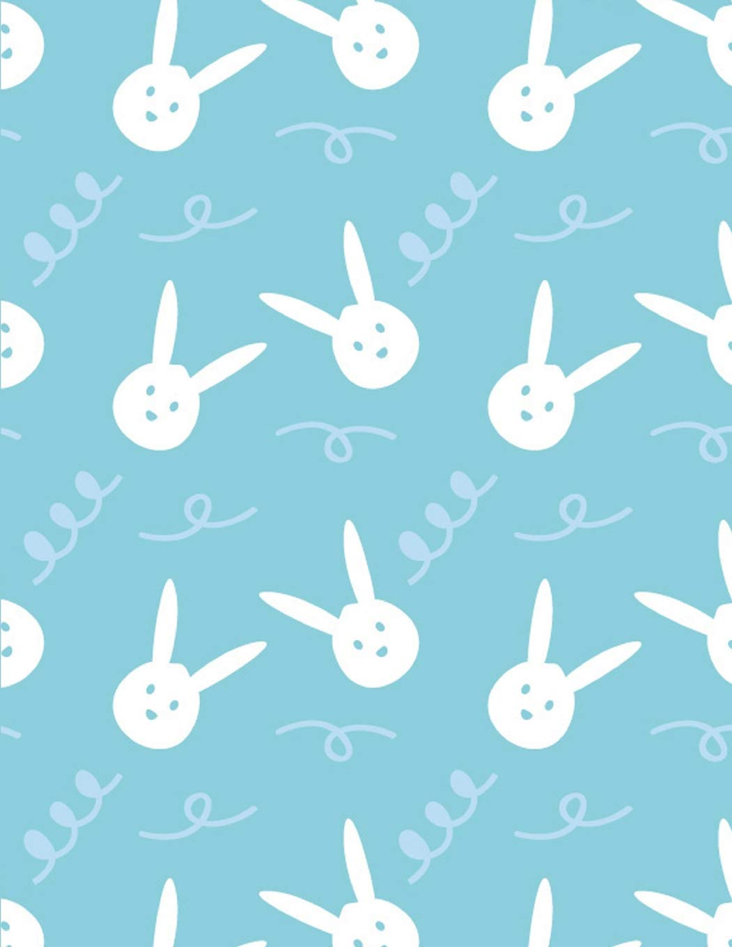 Read Online Bunny Notebook: Bunny Journal Book Ruled Lined Page Writing Women Girl Sweet Cute Animal Rabbit Diary Easter Record Plan Pet Note Pad Little Baby Blue ... Large 8.5 x 11 Inches, Paperback) (Volume 8) PDF