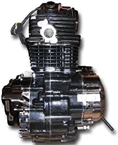 Amazon.com: LIFAN 200CC 5 SPD ENGINE MOTOR MOTORCYCLE DIRT ...