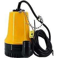 Waterpomp dompelpomp DC 12 V, draagbaar, voor vuilwaterpomp, voor de diameter van de afwatering van de landbouw, vijver…