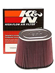 K&N RF-1040 Universal Air Filter