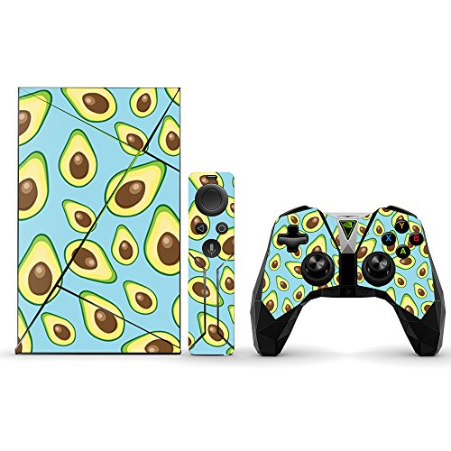 mightyskins-protective-vinyl-skin-decal-for-nvidia-shield-tv-wrap-cover-sticker-skins-blue-avocados