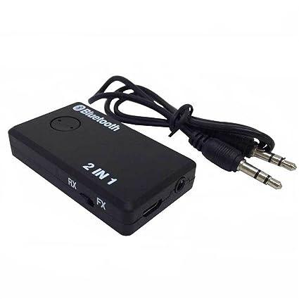 Amazon com: Aries 2 in 1 Wireless Bluetooth 4 0 Transmitter