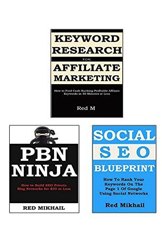 Amazon.com: KEYWORD RESEARCH & SEO TRIO: Keyword Research ...