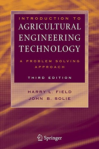 Intro.To Agricultural Engineering Tech.