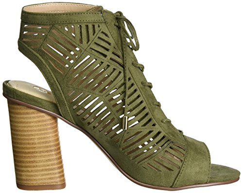 La Strada Women's 963538 Sandals Green (Kaki) XQ9Ewx