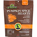 Holistic Blend: My Healthy Pet 1 Piece Pumpkin Heart Canine Biscuits, 235G