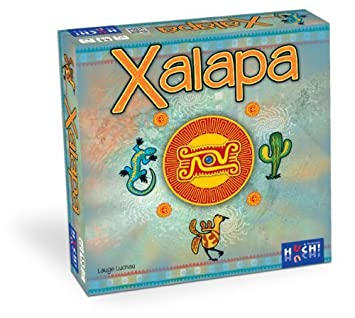 friends Xalapa Board Game by Huch & Friends