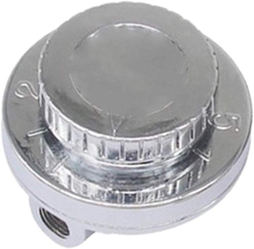 verstellbar Kraftstoff Druck Regler Kit 150 LPH 1-7 PSI kesoto /Öl Kraftstoffpumpe Druckregler