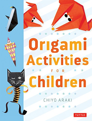 Origami Activities For Children Make Simple Origami For Kids