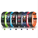 P4 Smart Bracelet, Blood Pressure Monitoring, Heart Rate Monitoring, Sleep Monitoring, Step Counting, Calorie Monitoring, IP67 Waterproof (Color Customization)